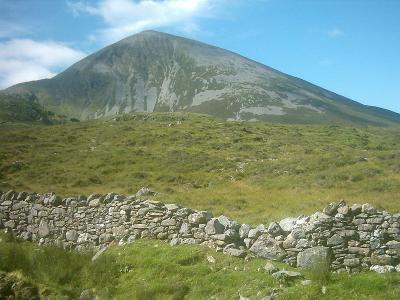 Picnic at Croagh Patrick, Holy Mountain